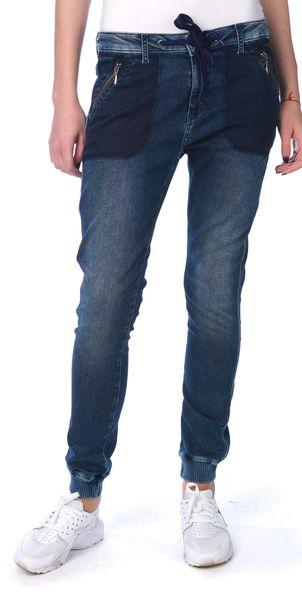Pepe Jeans dámské jeansy Flash 25/30 modrá