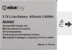 Niceboy Li-Ionska baterija za Vega, Vega+ kamere