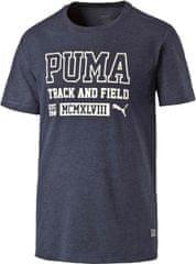 Puma koszulka męska Style Athl Heather Tee