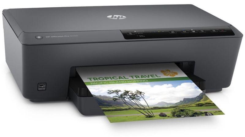 HP OfficeJet Pro 6230 (E3E03A) + Cashback 650 Kč!