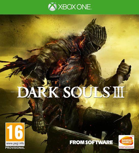 Namco Bandai Games Dark Souls III / Xbox One