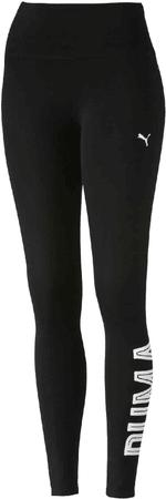 Puma legginsy sportowe Style Swagger Leggings W Black XXS