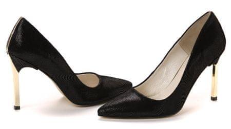 PAOLO GIANNI ženski salonarji 37 črna