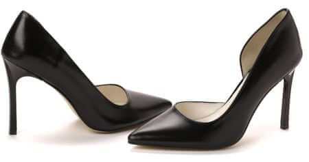 PAOLO GIANNI női magassarkú cipő 39 fekete