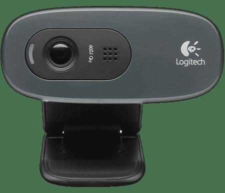 Logitech spletna kamera Logitech C270, USB