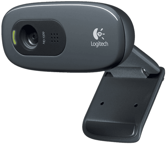 Logitech Web kamera C270, USB