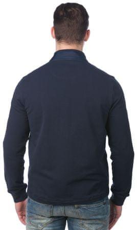 Mustang férfi kabát M kék - Paraméterek  bb41711809