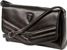 Puma Ferrari Ls Small Satchel Black