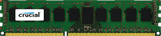 Crucial pomnilnik (RAM) DDR3L 8GB PC3-12800, 1600MHz, CL11 ECC Reg DR x8, 1.35V