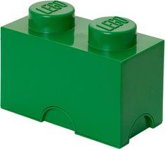 LEGO škatla za shranjevanje 125x250x180 mm