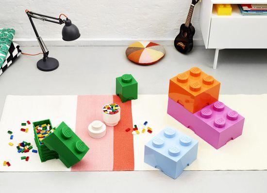 LEGO Úložný box 12x25x18 cm