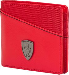 Puma portfel Ferrari Ls Wallet M Rosso Corsa