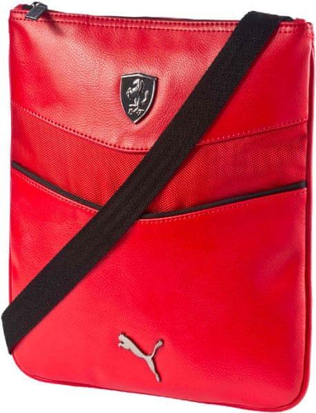 Puma Ferrari Ls Tablet Bag Rosso Corsa