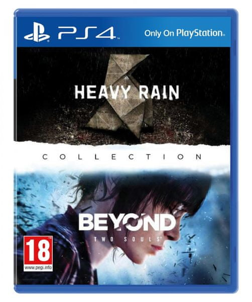 Sony Heavy Rain+ Beyond Two Souls Collection / PS4