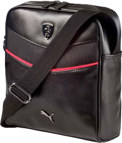 Puma Ferrari Ls Portable Black