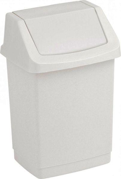 Curver Odpadkový koš Click 25 l bílý