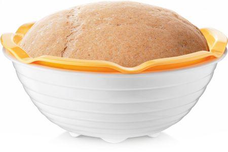 Tescoma Košara s posodo za domač kruh DELLA CASA