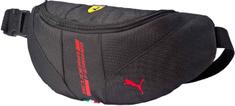 Puma Ferrari Fanwear Waist Bag Black