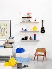 LEGO® okrugla kutija za spremanje Ø 12 x 18 cm
