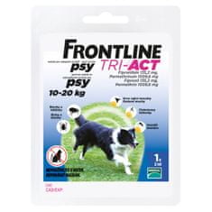 Merial Frontline TRI-ACT spot on Dog M 2 ml
