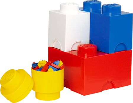 LEGO® Úložné boxy Multi-Pack 4