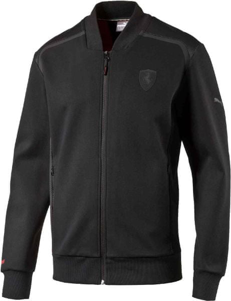 Puma Ferrari Sweat Jacket Moonless Night M
