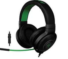 Razer Kraken Pro 2015 Gaming Headset, Fekete