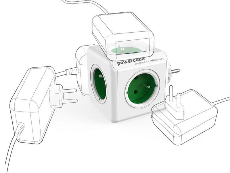 PowerCube Original, zelená