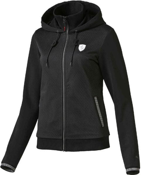 Puma Ferrari Women's Sweat Jacket Moonless Night S