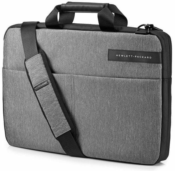 "HP Brašna na notebook Signature II Slim Topload (14""), šedá"