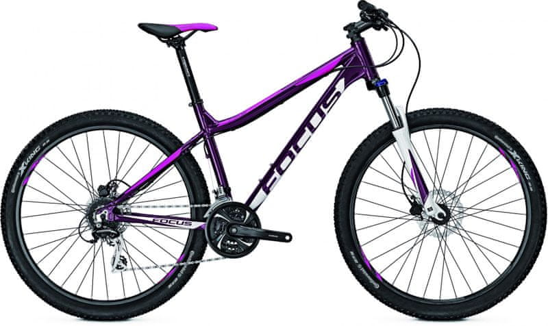 "Focus 27,5"" Whistler Elite Donna 27R 24G 2016 36/XS Deeppurple"