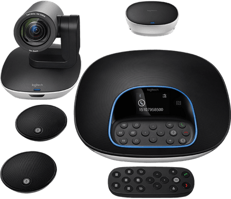 Logitech spletna kamera Group ConferenceCam, USB