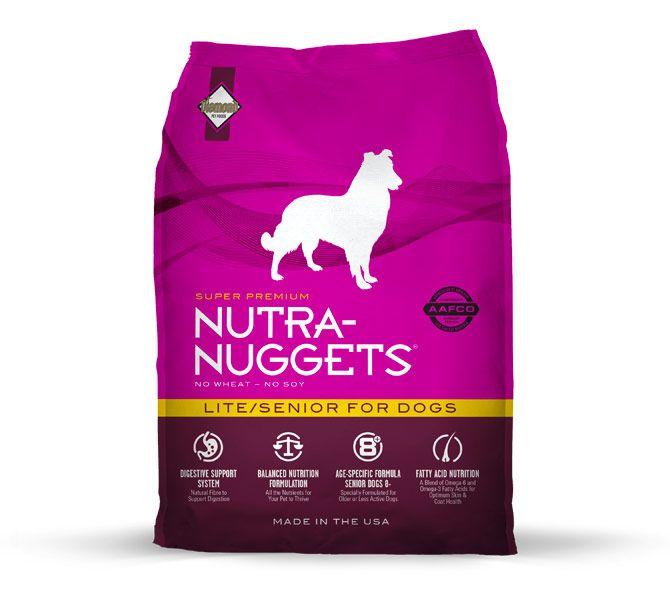 Nutra Nuggets Lite&Senior 15 kg