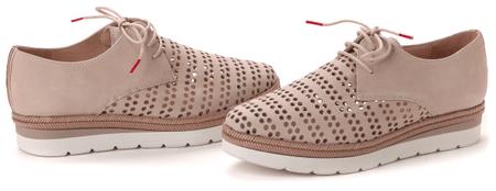 Hispanitas női cipő 40 bézs