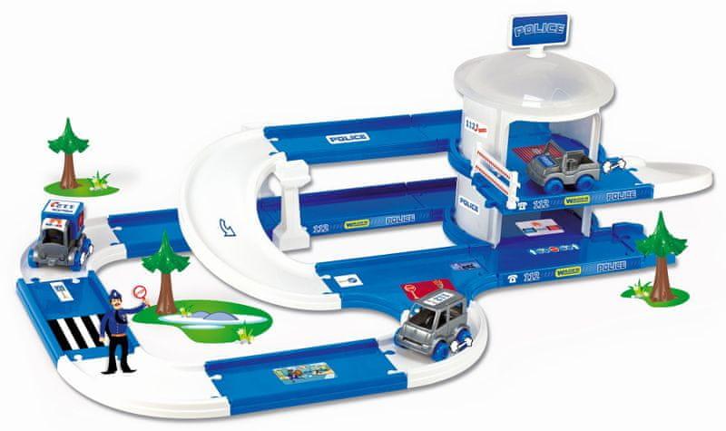 Wader Kid Cars 3D Policie