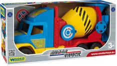 Wader Super Truck Betonkeverő autó