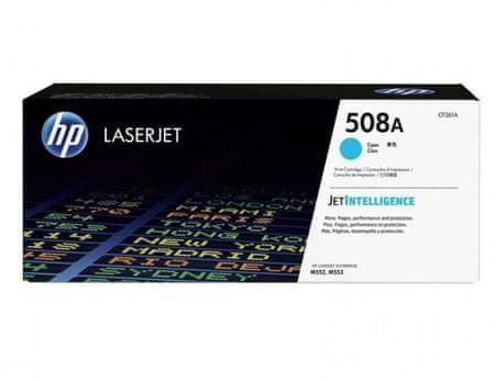 HP toner 508A, cyan (CF361A), 5000 strani