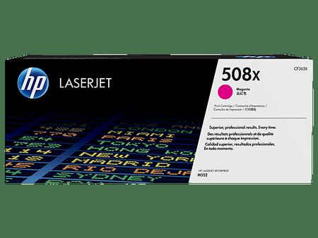 HP toner 508X, magenta (CF363X), 9500 strani