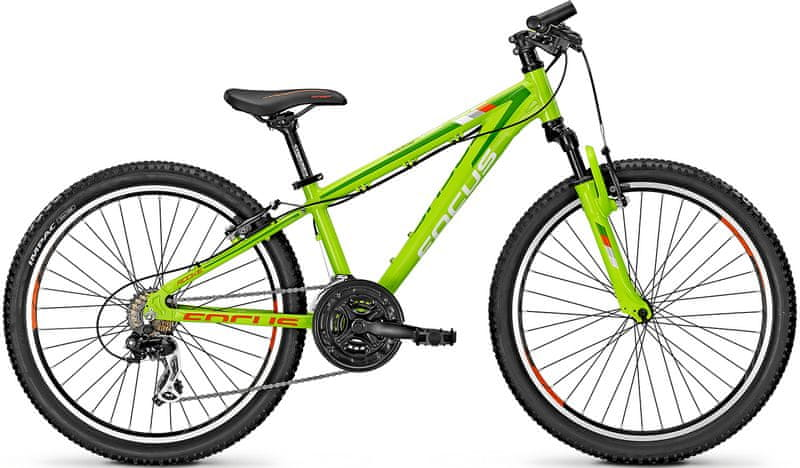 "Focus 26"" HE Raven Rookie 1.0 21G 2016 36/XS Green"