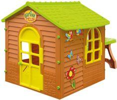 Mochtoys Záhradný domček so stolíkom