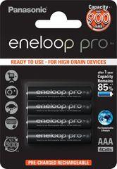 Panasonic baterije Eneloop Pro AAA (4 kosi)
