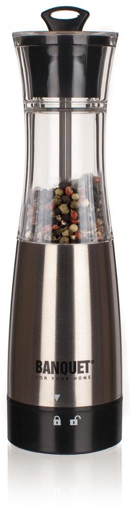 Banquet Gravitační mlýnek na koření Culinaria, elektrický