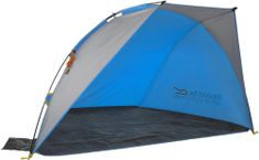 Regatta namiot plażowy Tahiti Beach Shelter Oxford Blue/Seal Grey