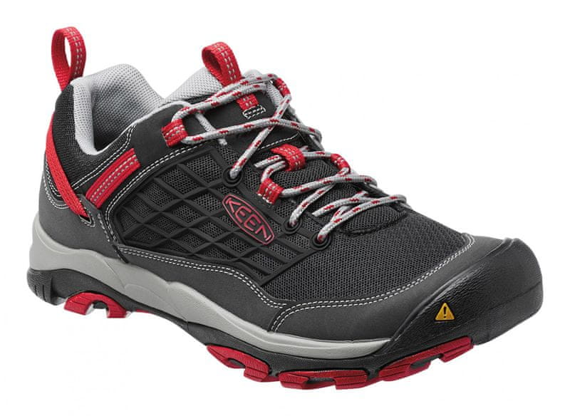 KEEN Saltzman M Black/Racing Red US 10,5 (44 EU)