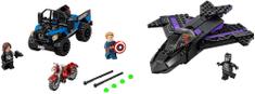 LEGO® Super Heroes 76047 Potraga za Crnom panterom