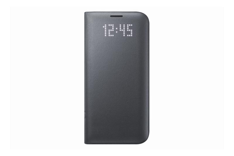 Samsung flipové pouzdro View Cover, Galaxy S7, černý