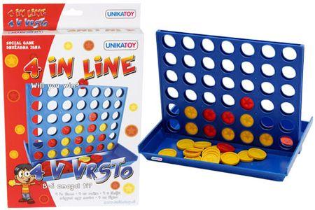 Unikatoy igra Štiri v vrsto 21483