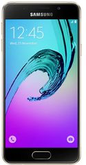 Samsung GSM telefon Galaxy A3 2016 (A310F), zlat