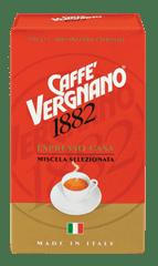 Vergnano Espresso Casa őrölt kávé, 4 x 250 g