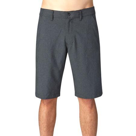 FOX moške kratke hlače EssexTech 33 temno siva